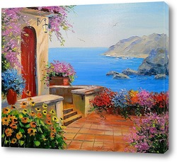 Морское побережье Италии