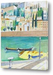 Картина Городские постройки Флоренции