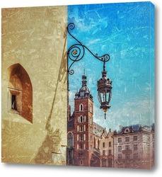 Картина Старый Краков