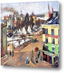 Картина Улица Карла-Юхана