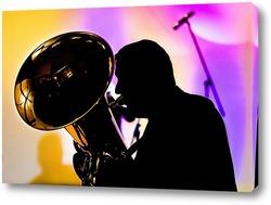 Картина Вечерний джаз