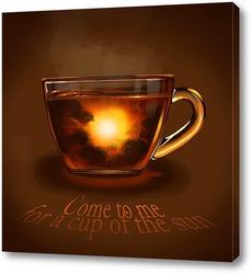 Заходи на чашку солнца