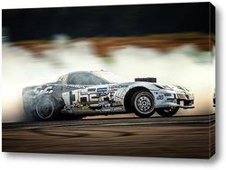 Картина Chevrolet Corvette
