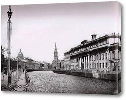 Картина Река Мойка у Юсуповского дворца 1900  –  1903