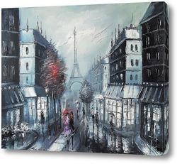 Гармония контрастов. Париж