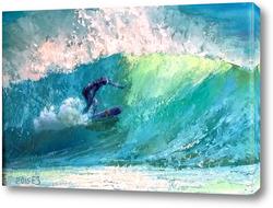 Картина Серфинг