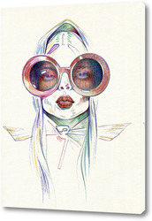 Картина Sunglasses