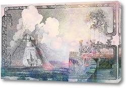 Архитектура цивилизации Майя