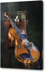 Картина Плачущая скрипка