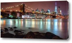 Картина Brooklyn Bridge