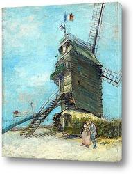 Картина Ле Мулен де ла Галетт