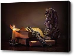 Картина Кабинет чародея