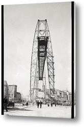 Картина Транспортный мост в Марселе, 1910