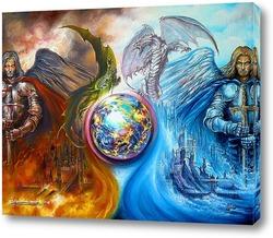 Вечная битва (Два Ангела)