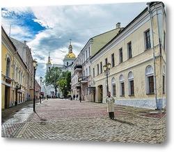 Улица в Витебске