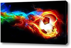 Картина Красивый Мяч