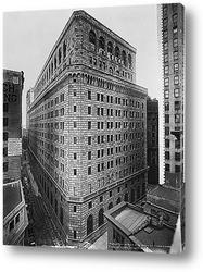 Здание Федерального резервного банка,1921г.