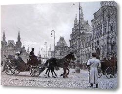 Картина На Красной площади