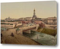 Картина Харьков 19 век