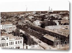 Картина Северо восточная часть, Екатеринбург