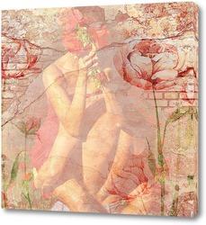 Картина Цветущая страсть