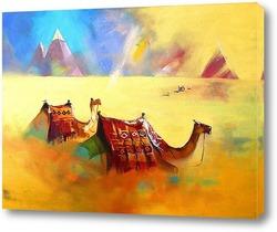 Картина Египетская жара