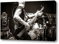 Картина Гитарист