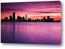 Картина Miami007