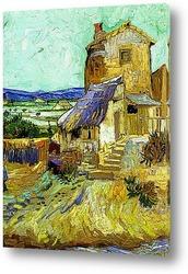 Картина Старая мельница