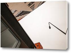 Картина геометрия улиц