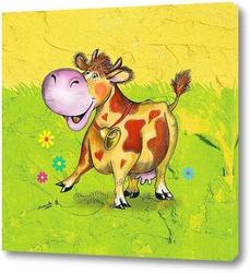 Корова Бурка