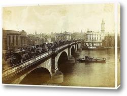 Лондонский мост, 1880