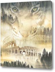 Белоснежный волк