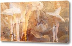 Картина Танец, балет