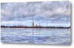 Петропавловская Крепость, Санкт - Петербург
