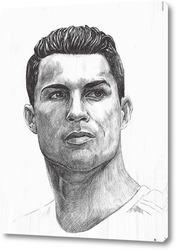 Картина Рональдо