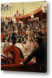 Женщины Парижа - Любители Цирка