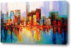 Картина Чикаго