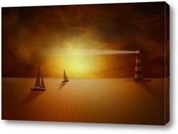 Пустынная фантазия