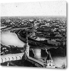 Картина Панорама Москвы