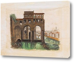 Картина Понте-алле-Грацие