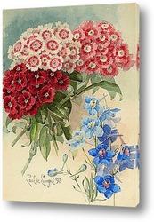 Весенний букет , 1897