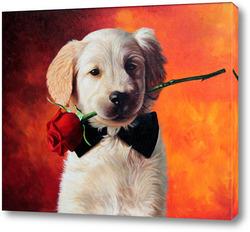 Картина Собаки