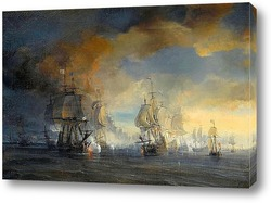 Морской бой близ Солбея