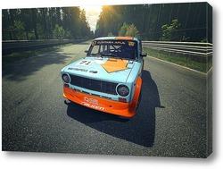 Картина Lada Racing