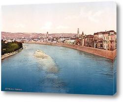 Картина Верона, Италия