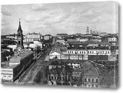 Картина Обший вид. Церковь Вознесения Господня 1901  –  1907 ,  Россия,  Татарстан,  Казань