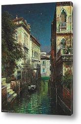 Венеция в лунном свете