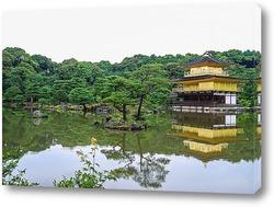 Картина Киото, Золотой павильон