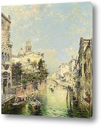 Картина Санта Барнаба, Венеция